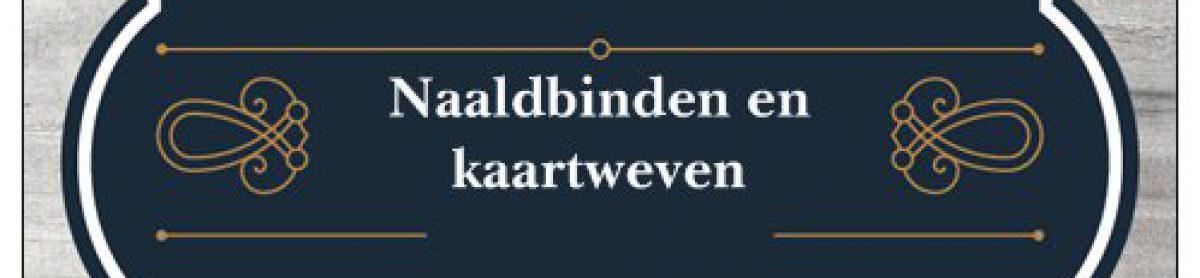 Naaldbinden & Kaartweven